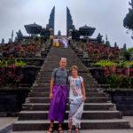 A Indonesia con la mochila a cuestas