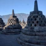 Isla de Java: templo de Borobudur