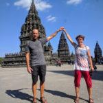 Isla de Java: templos de Prambanan